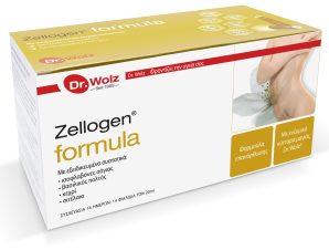 Power Health Zellogen Formula Ολοκληρωμένη Φόρμουλα για Τόνωση των Γυναικών στην Περίοδο της Εμμηνόπαυσης 14x20ml