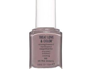 Essie Treat Love & Color Strengthener Θεραπεία Νυχιών με Χρώμα για Ενδυνάμωση & Όμορφο Αποτέλεσμα 13.5ml – 90 On The Mauve
