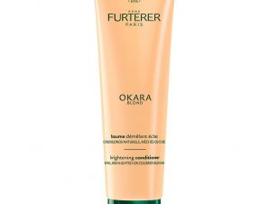 Rene Furterer Okara Blond Baume Demelant Eclat Μαλακτική Κρέμα για Ξέμπλεγμα & Λάμψη στα Ξανθά Μαλλιά Ιδιότητες 150ml