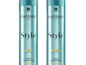 Rene Furterer Promo Hold & Shine Finishing Spray Λακ για Κράτημα και Λάμψη -50% στο 2ο Προιόν 2x300ml