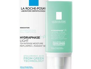 La Roche-Posay Hydraphase HA Light Λεπτόρρευστη Ενυδατική Κρέμα με Υαλουρονικό Οξύ για Εντατική Ενυδάτωση της Επιδερμίδας 50ml