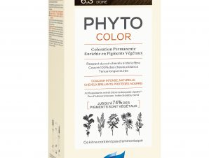 Phyto PhytoColor Coloration Permanente η No1 Μόνιμη Βαφή Μαλλιών Χωρίς Χρωστικές Ουσίες & Αμμωνία – 6.3 Ξανθό Σκούρο Χρυσό