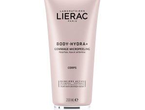 Lierac Body-Hydra+ Gommage Micropeeling Απολεπιστικό Scrub Σώματος Εντατικής Ενυδάτωσης 200ml
