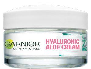 Garnier Skin Naturals Hyaluronic Aloe Cream Ενυδατική Κρέμα Θρέψης & Άνεσης 50ml