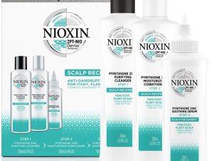 Nioxin Scalp Recovery Kit Ολοκληρωμένη Θεραπεία Κατά της Πιτυρίδας