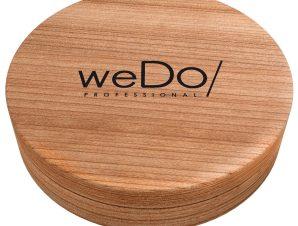 weDo Solid no Plastic Shampoo Bamboo Box Θήκη Από Μπαμπού για την Μπάρα Σαμπουάν 1 Τεμάχιο
