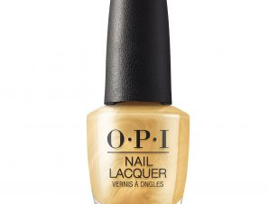 OPI Nail Lacquer Βερνίκι Νυχιών 15ml – This Gold Sleighs Me