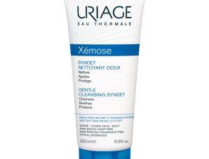 Uriage Eau Thermale Xemose Gentle Cleansing Syndet Εξαιρετικά Ήπια Τζελ Κρέμα Καθαρισμού 200ml