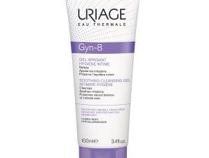 Uriage Eau Thermale Gyn-8 Soothing Cleansing Gel Intimate Hygiene Αποκαθιστά την Ισορροπία της Ευαίσθητης Περιοχής 100ml
