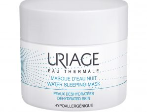 Uriage Eau Thermale Water Sleeping Mask Μάσκα Νυκτός με Εξαιρετικά Ανάλαφρη Τζελ Υφή 50ml