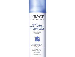 Uriage Eau Thermale 1st Thermal Water Προσφέρει Ιδανική Ενυδάτωση Καταπράυνση και Προστασία στο Ευαίσθητο Βρεφικό Δέρμα 150ml