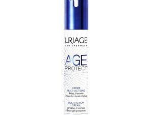Uriage Eau Thermale Age Protect Multi Action Cream Προλαμβάνει και Διορθώνει τα Σημάδια Γήρανσης 40ml