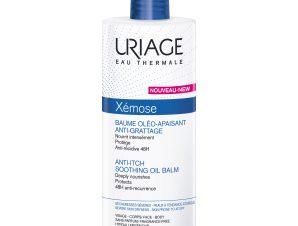 Uriage Eau Thermale Xemose Anti-Itch Soothing Oil Balm Προστατευτικό Βάλσαμο που Καταπραΰνει Αμέσως τον Κνησμό 500ml