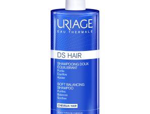 Uriage Eau Thermale Ds Hair Soft Balancing Shampoo Σαμπουάν Καθαρισμού και Εξισορρόπησης 500ml