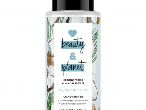 Love Beauty And Planet Conditioner Coconut Water & Mimosa Flower, για Λεπτά Μαλλιά 400ml