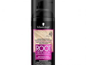Root Retouch Rubio Claro Ceniza Spray Προσωρινής Κάλυψης για την Περιοχή των Ριζών Ξανθό Σαντρέ 120ml