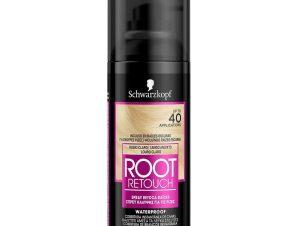 Root Retouch Rubio Claro Spray Προσωρινής Κάλυψης για την Περιοχή των Ριζών Ξανθό Ανοιχτό 120ml