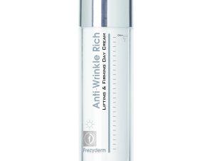 Frezyderm Anti-Wrinkle Rich Day Cream για Ηλικίες 45+ Αντιρυτιδική Κρέμα Ημέρας με Συσφικτική & Επανορθωτική Δράση 50ml