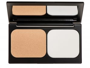 Korres Corrective Compact Foundation With Activated Charcoal Spf20 Διορθωτικό Make up Υψηλής Κάλυψης με Ενεργό Άνθρακα 9,5gr – ACCF1