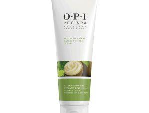 OPI Pro Spa Protective Hand Nail & Cuticle Cream Υπερ-Θρεπτική Ενυδατική Κρέμα Χεριών, Νυχιών, Παρωνυχίδων Πολλαπλής Δράσης 50ml