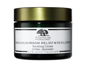 Origins Mega-Mushroom Relief & Resilience Cream Κρέμα Ενυδάτωσης & Αναζωογόνησης Προσώπου για Ευαίσθητες Επιδερμίδες 50ml