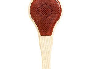 Michel Mercier Detangling Wooden Hair Brush Normal για Εύκολο και Ευχάριστο Βούρτσισμα 1 τεμάχιο