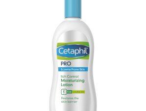 Cetaphil PRO Ekzema Prone Skin Restoraderm Itch Control Moisturizing Lotion 295ml