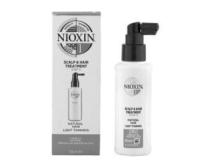 Nioxin Scalp & Hair Treatment System 1, Step3 Θεραπεία για Φυσικά Μαλλιά με Ελαφριά Αραίωση 100ml