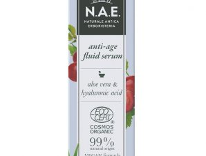 N.A.E. Bellezza Anti-Age Serum Αντιγηραντικός Ορός Προσώπου Εμπλουτισμένος με Υαλουρονικό Οξύ 30ml