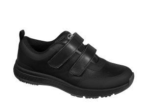 Scholl Shoes Energy Plus Double Strap Woman F277001004 Black 1 Ζευγάρι – 40