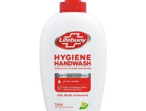Lifebuoy Hygiene Handwash with Thyme & Pine Oil Αντιβακτηριδιακό Κρεμοσάπουνο Χεριών 250ml