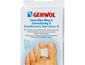 Gehwol Correction Ring G Διορθωτικός Δακτύλιος 3 τεμάχια