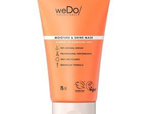 weDo Moisture & Shine Mask for Normal or Damaged Hair Μάσκα Θρέψης για Κανονικά & Ταλαιπωρημένα Μαλλιά 75ml