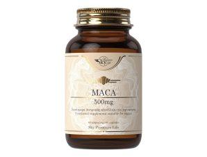 Sky Premium Life Maca 500mg Συμπλήρωμα Διατροφής που Υποστηρίζει την Αύξηση της Λίμπιντο Καθώς και τη Μείωση της Κόπωσης 60tabs