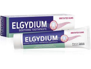Elgydium Irritatd Gums Soothing Toothpaste Οδοντόκρεμα για Ερεθισμένα Ούλα 75ml