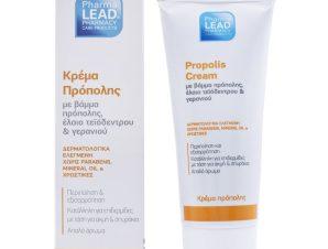 Pharmalead Propolis Cream Κρέμα Πρόπολης για την Περιποίηση & την Εξισσορόπηση της Επιδερμίδας με Τάση Ακμής 50ml